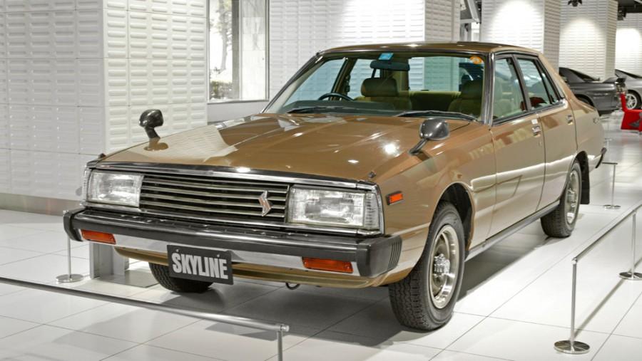 Nissan Skyline седан 4-дв., 1977–1981, C210 - отзывы, фото и характеристики на Car.ru