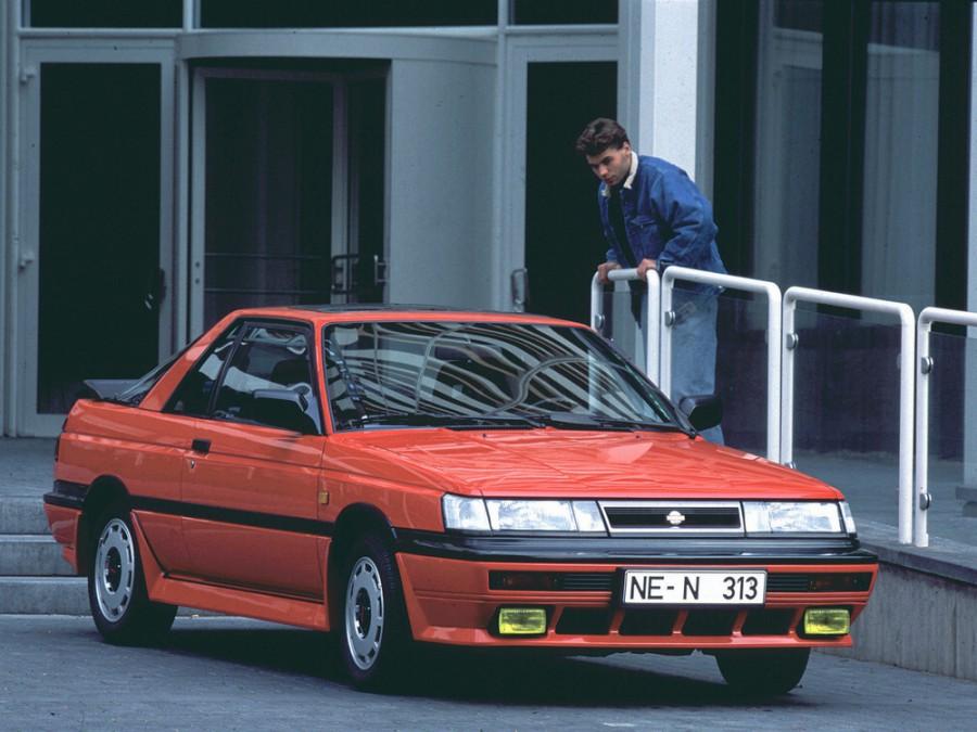 Nissan Sunny купе, 1986–1991, B12 - отзывы, фото и характеристики на Car.ru