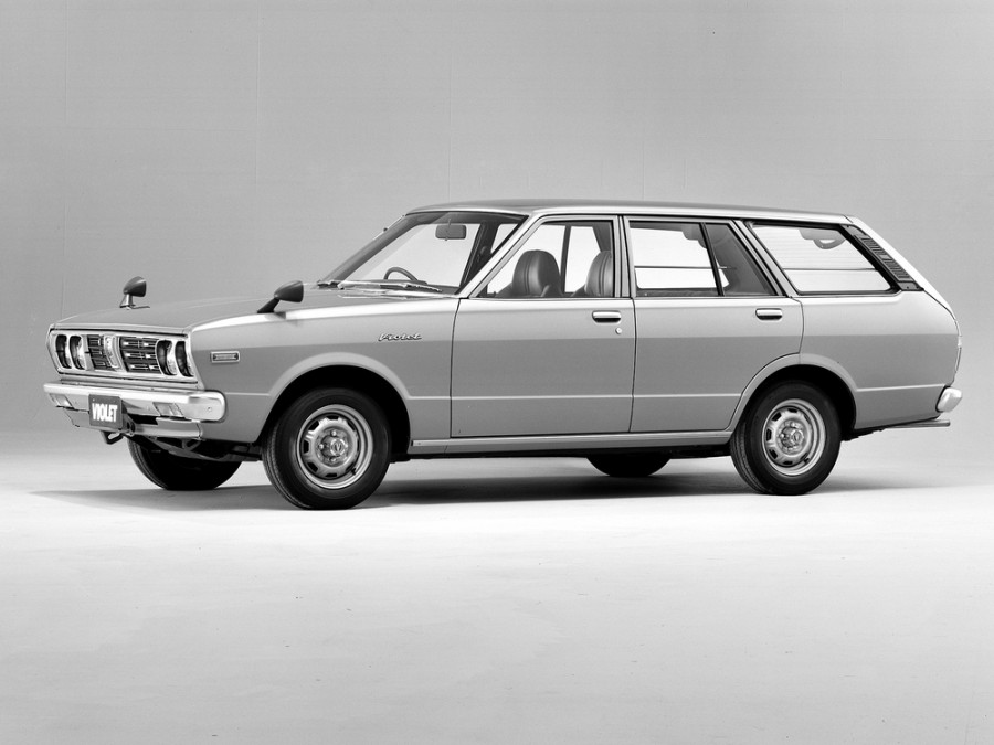 Nissan Violet универсал, 1977–1979, A10 - отзывы, фото и характеристики на Car.ru