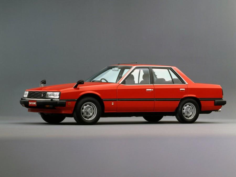 Nissan Skyline седан 4-дв., 1982–1985, R30 - отзывы, фото и характеристики на Car.ru