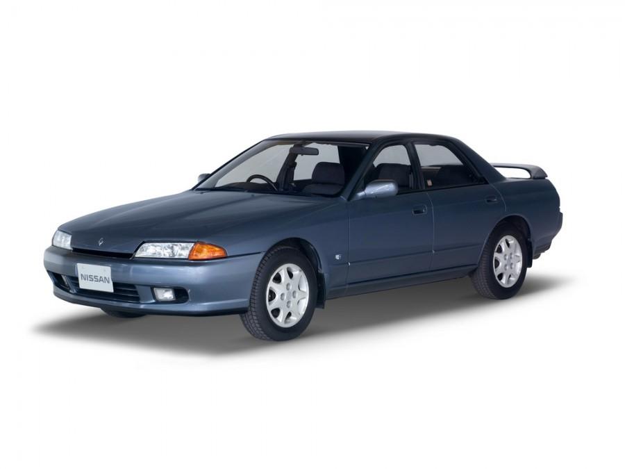 Nissan Skyline седан, 1989–1994, R32 - отзывы, фото и характеристики на Car.ru