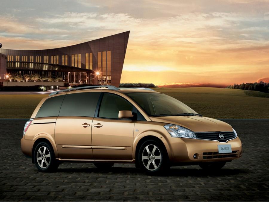 Nissan Quest минивэн, 2007–2009, 3 поколение [рестайлинг] - отзывы, фото и характеристики на Car.ru