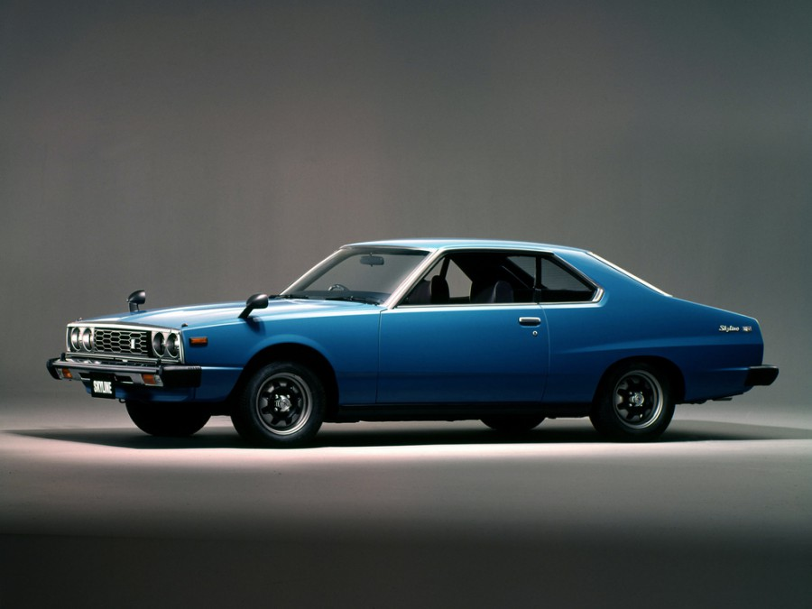 Nissan Skyline купе 2-дв., 1977–1981, C210 - отзывы, фото и характеристики на Car.ru