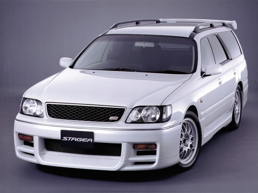 Nissan Stagea Autech универсал 5-дв., 1996–1998, WC34 - отзывы, фото и характеристики на Car.ru