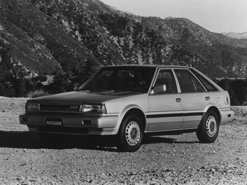 Nissan Stanza хетчбэк, T12 - отзывы, фото и характеристики на Car.ru