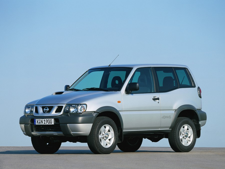 Nissan Terrano внедорожник 3-дв., 1999–2004, R20 [2-й рестайлинг] - отзывы, фото и характеристики на Car.ru