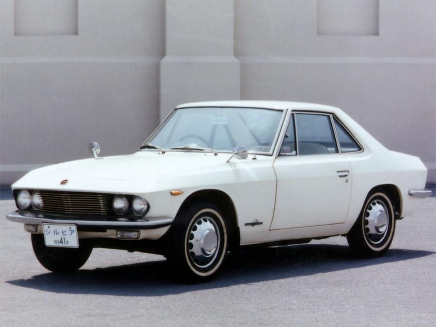 Nissan Silvia купе, 1964–1968, CSP311 - отзывы, фото и характеристики на Car.ru