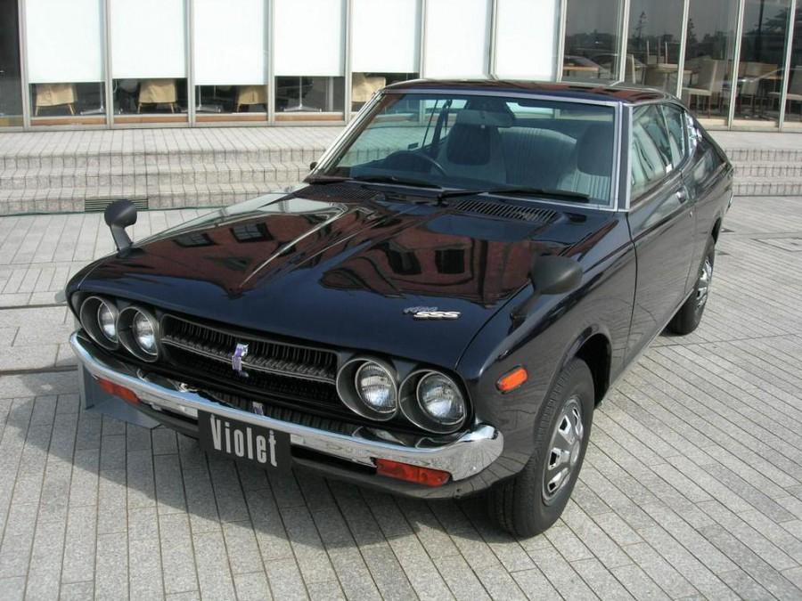 Nissan Violet купе, 1973–1977, 710 - отзывы, фото и характеристики на Car.ru