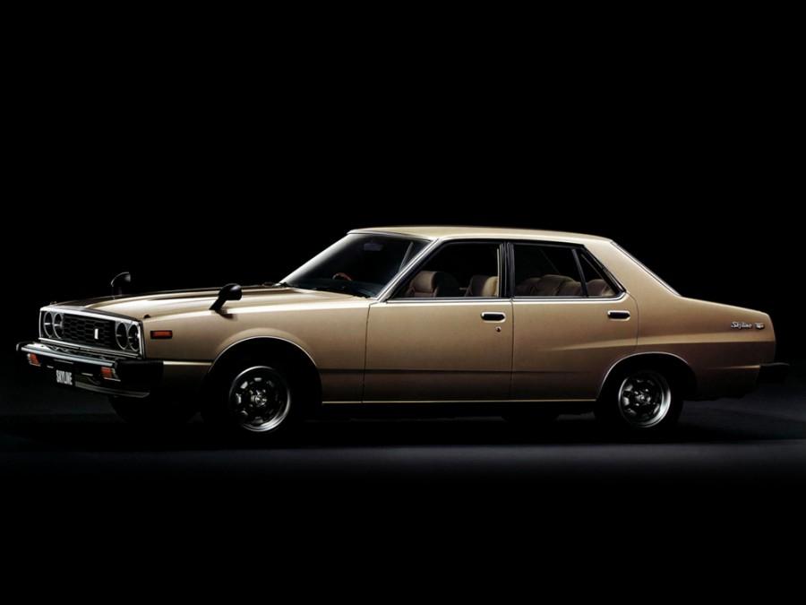 Nissan Skyline GT седан 4-дв., 1977–1981, C210 - отзывы, фото и характеристики на Car.ru