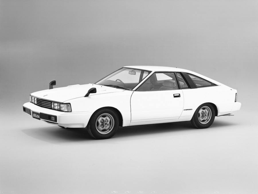 Nissan Silvia хетчбэк, 1979–1985, S110 - отзывы, фото и характеристики на Car.ru