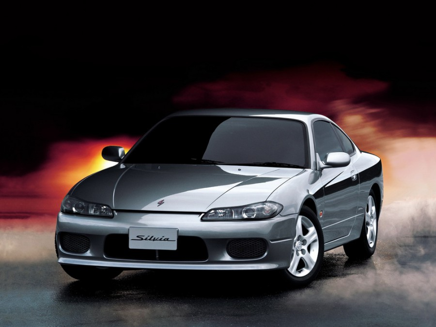 Nissan Silvia купе, 1999–2002, S15 - отзывы, фото и характеристики на Car.ru