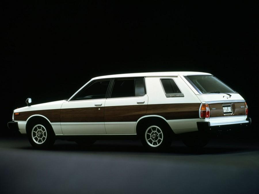 Nissan Skyline универсал, 1977–1981, C210 - отзывы, фото и характеристики на Car.ru