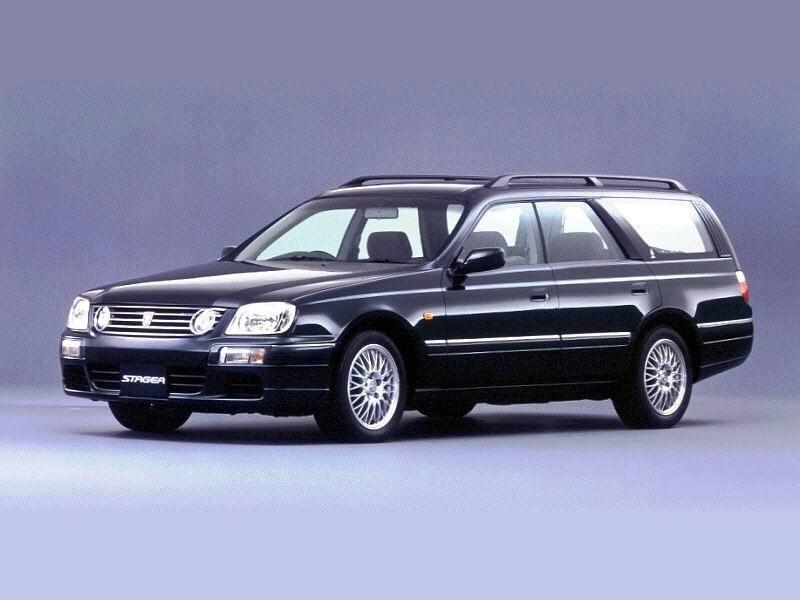 Nissan Stagea универсал 5-дв., 1998–2001, WC34 [рестайлинг] - отзывы, фото и характеристики на Car.ru