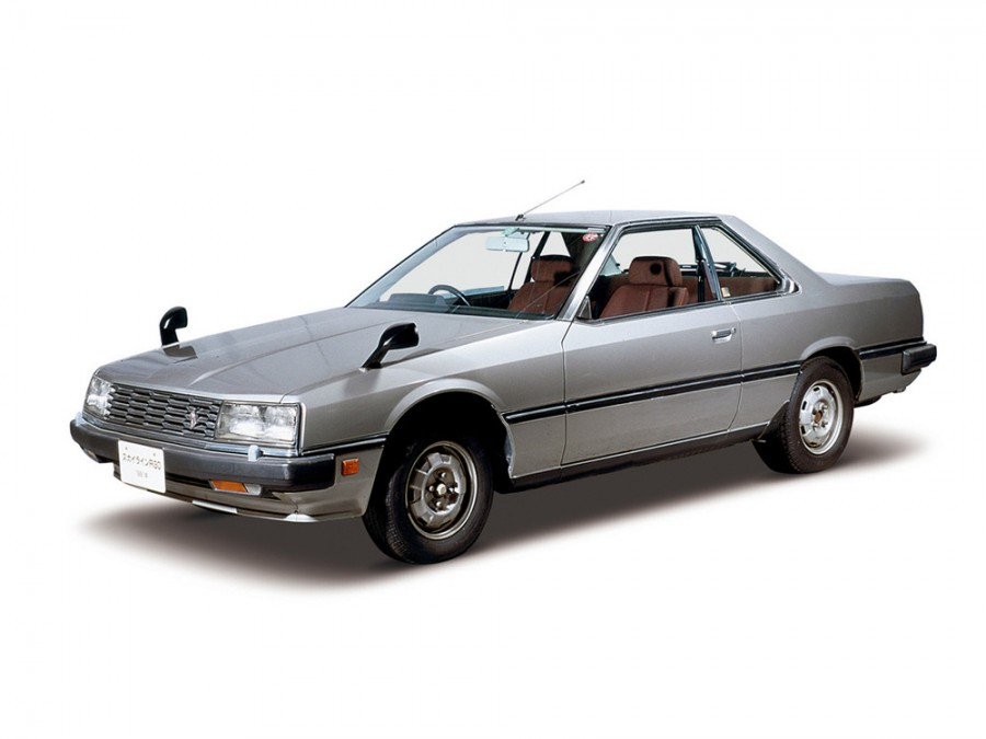 Nissan Skyline GT Turbo купе 2-дв., 1982–1985, R30 - отзывы, фото и характеристики на Car.ru