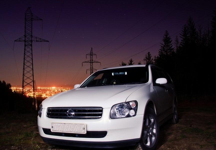 Nissan Stagea универсал 5-дв., 2001–2004, M35 - отзывы, фото и характеристики на Car.ru