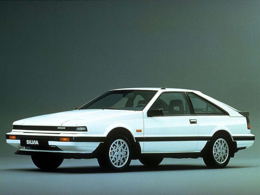 Nissan Silvia хетчбэк, 1984–1988, S12 - отзывы, фото и характеристики на Car.ru