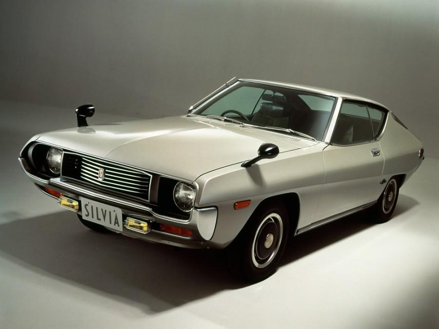 Nissan Silvia купе, 1975–1979, S10 - отзывы, фото и характеристики на Car.ru