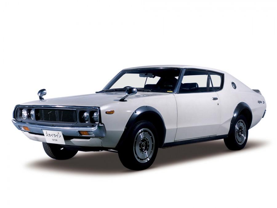 Nissan Skyline купе, 1972–1977, C110 - отзывы, фото и характеристики на Car.ru