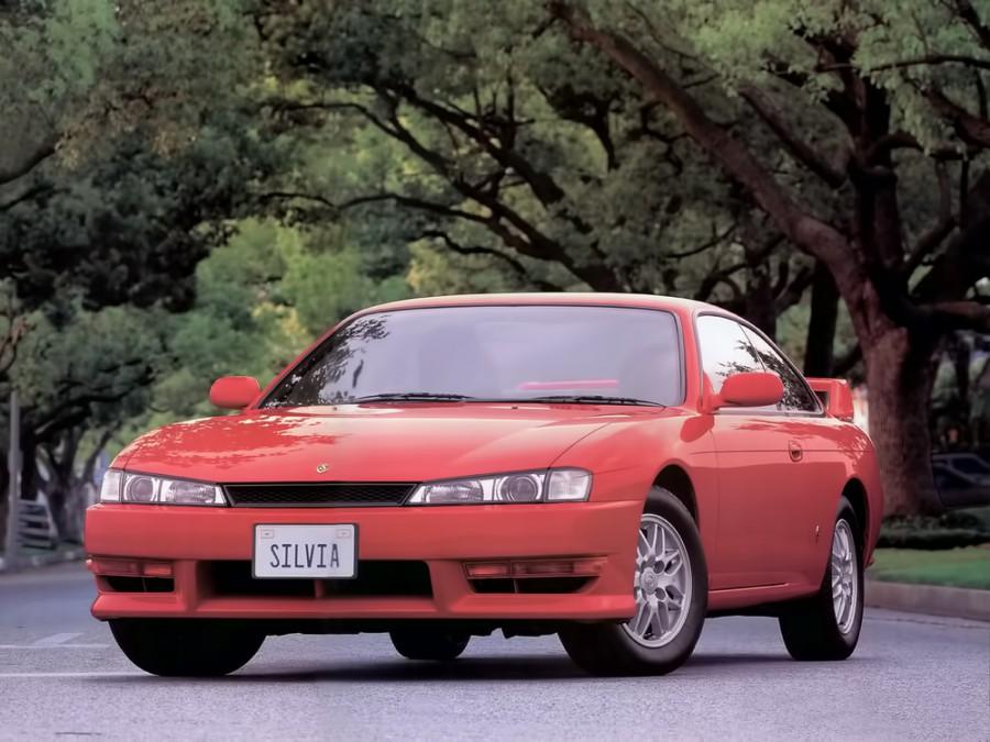 Nissan Silvia купе, 1996–2000, S14a [рестайлинг] - отзывы, фото и характеристики на Car.ru