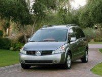 Nissan Quest, 3 поколение, Минивэн, 2004–2007