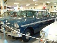 Nissan Skyline, ALSI-2 [рестайлинг], Седан, 1958–1963