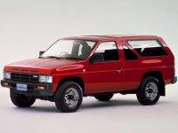 Nissan Terrano, WD21, Внедорожник 3-дв., 1987–1995