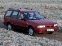 Nissan Sunny, Y10, Универсал, 1990–2000