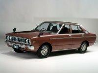 Nissan Violet, A10, Седан, 1977–1979