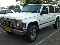 Nissan Safari, 161, Внедорожник 5-дв., 1987–1997