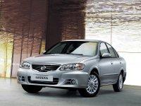 Nissan Sunny, Classic [2-й рестайлинг], Седан, 2009–2016