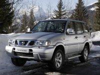 Nissan Terrano, R20 [2-й рестайлинг], Внедорожник 5-дв., 1999–2004