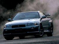Nissan Skyline, R34, Gt-r купе 2-дв., 1998–2002