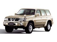 Nissan Safari, Y61, Внедорожник, 1997–2004