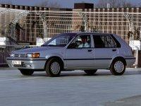 Nissan Sunny, N13, Хетчбэк 5-дв., 1986–1991