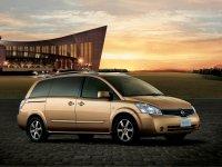 Nissan Quest, 3 поколение [рестайлинг], Минивэн, 2007–2009