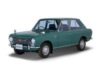 Nissan Sunny, B10, Седан 4-дв., 1966–1970
