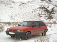 Nissan Sunny, N13, Хетчбэк 3-дв., 1986–1991