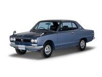 Nissan Skyline, C10, Купе, 1968–1972