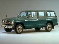 Nissan Safari, 160, Station wagon ad универсал, 1980–1985