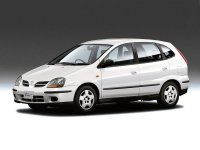 Nissan Tino, V10, Минивэн, 2000–2006