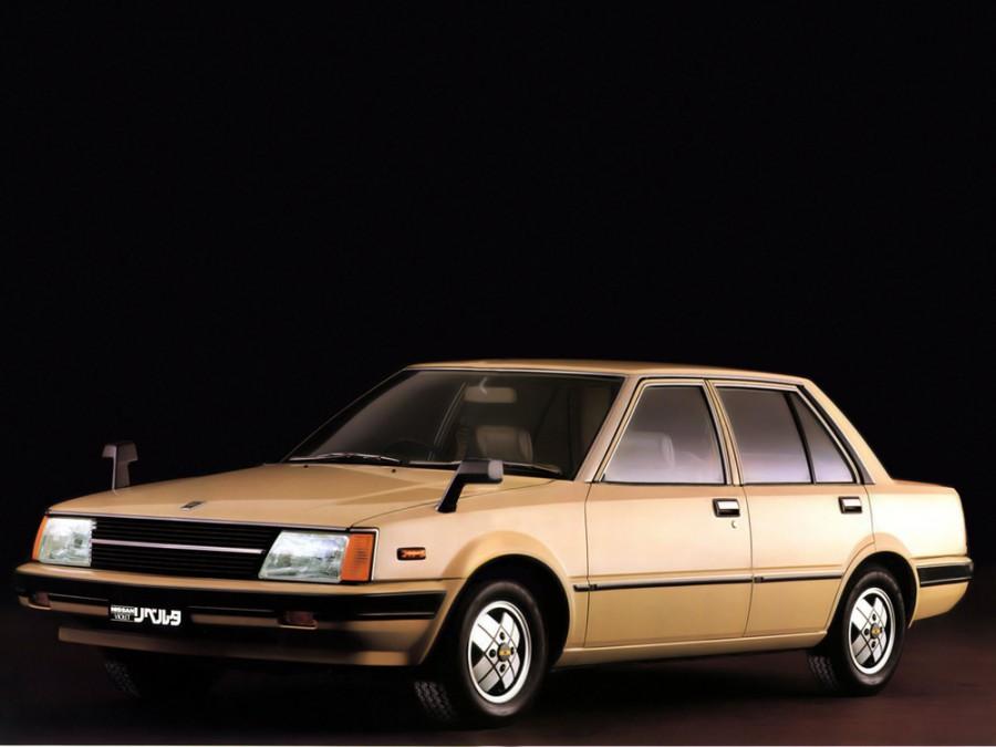 Nissan Violet Liberta седан, 1981–1982, T11 - отзывы, фото и характеристики на Car.ru