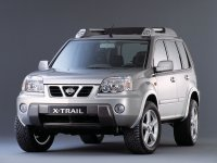 Nissan X-Trail, T30, Кроссовер, 2001–2004