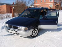 Nissan Wingroad, Y10, Универсал, 1996–1999