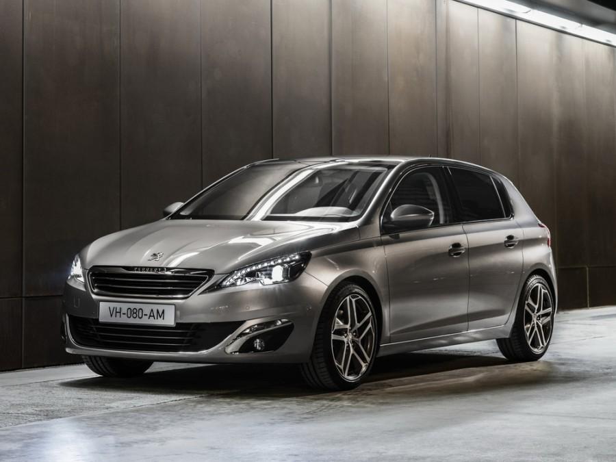 Peugeot 308 хетчбэк, 2013–2016, T9 - отзывы, фото и характеристики на Car.ru