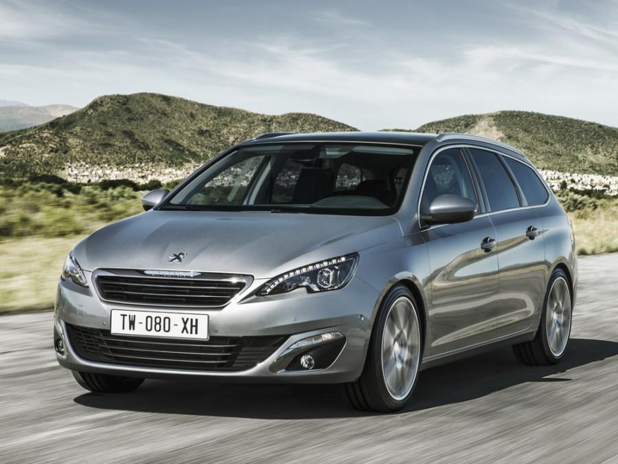 Peugeot 308 SW универсал, 2013–2016, T9 - отзывы, фото и характеристики на Car.ru