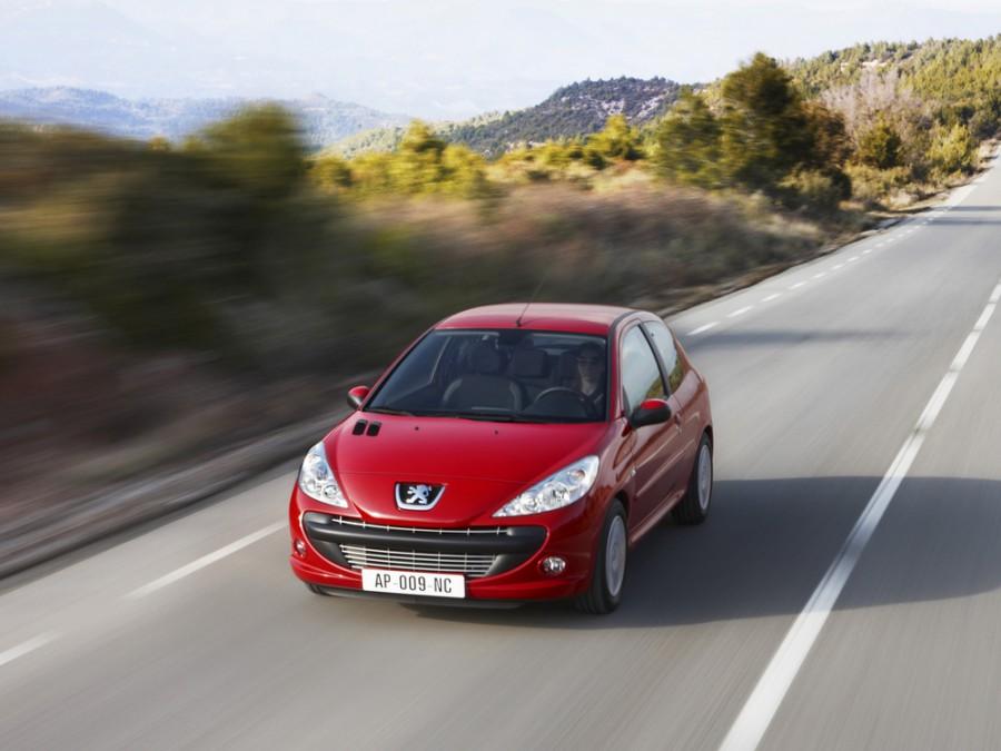Peugeot 206 хетчбэк 3-дв., 2009–2013, 2 поколение - отзывы, фото и характеристики на Car.ru