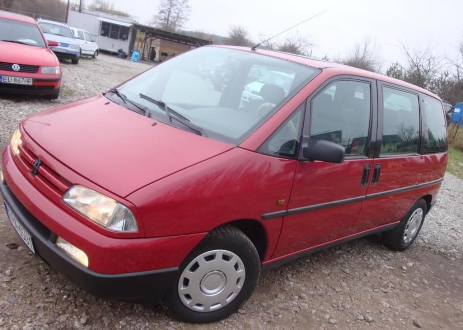 Peugeot 806 минивэн, 1994–1999, 221 - отзывы, фото и характеристики на Car.ru