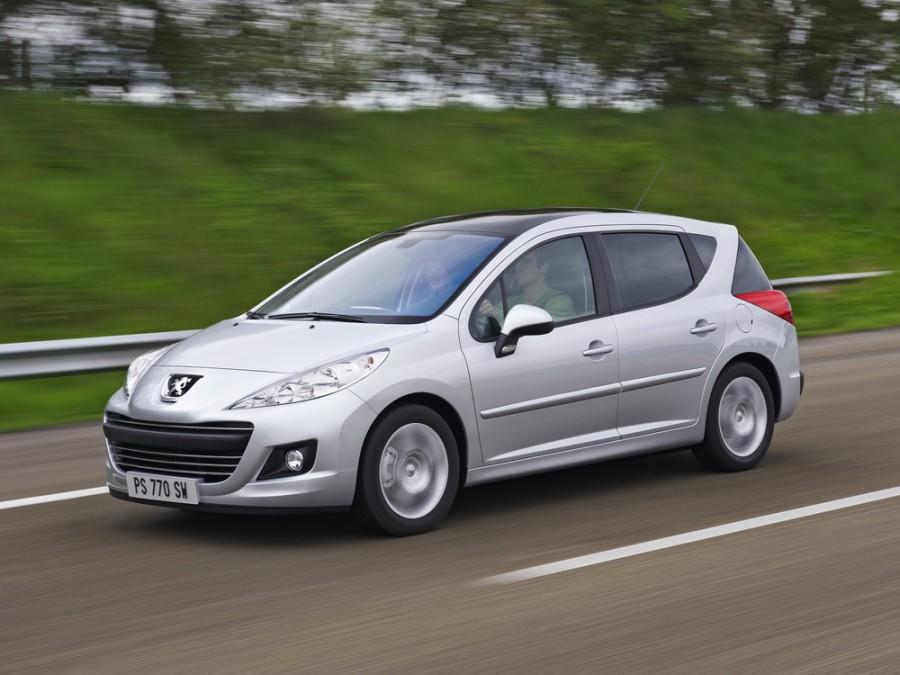 Peugeot 207 SW универсал, 2009–2013, 1 поколение [рестайлинг] - отзывы, фото и характеристики на Car.ru