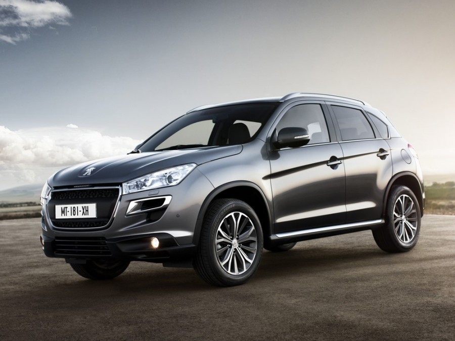 Peugeot 4008 кроссовер, 2012–2015, 1 поколение - отзывы, фото и характеристики на Car.ru