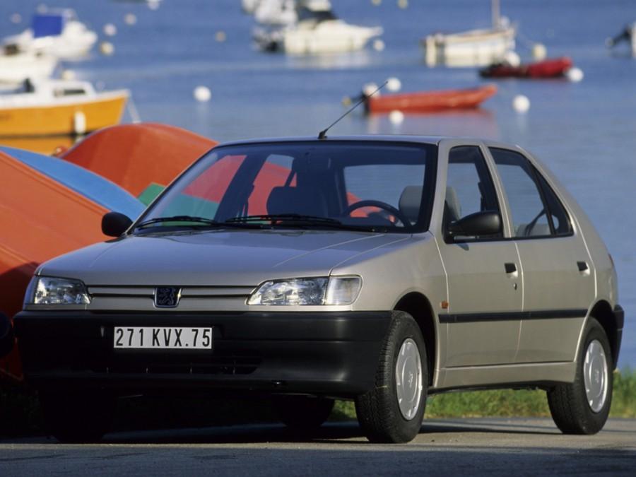 Peugeot 306 хетчбэк 5-дв., 1993–2016, 1 поколение - отзывы, фото и характеристики на Car.ru